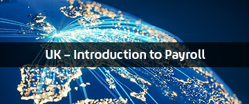UK - Introduction to Payroll