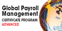 Advanced Global Payroll Management Certificate