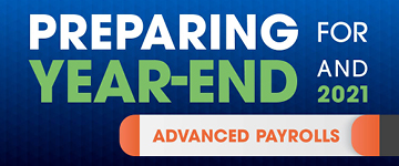 Advanced Payroll Preparing for Year End