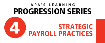 Strategic Payroll Practices Virtual Classroom