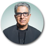 Deepak Chopra at APA Congress in Nashville