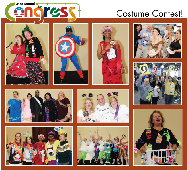 Congress Costume photos