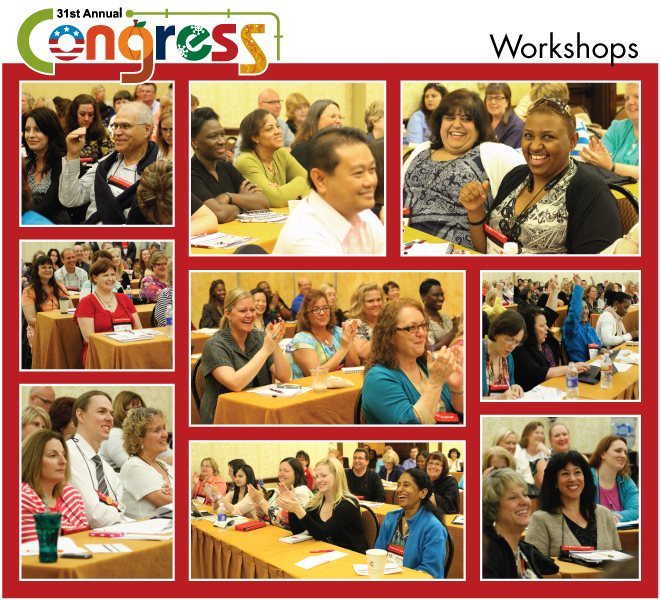 Congress Workshop photos