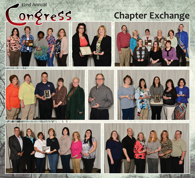Congress Chapter Exchange photos