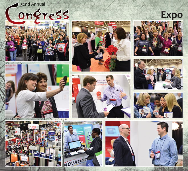 Congress Chapter Expo photos