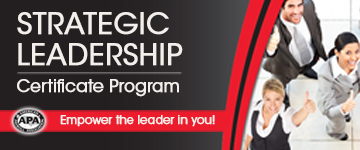 Strategic Leadership Certificate Program