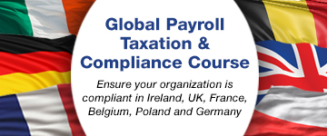 Global Payroll Taxation and Compliance Course