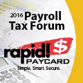 Payroll Tax Forum