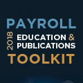 2018 Payroll Education & Publications Toolkit