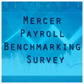Mercer Payroll Benchmarking Study