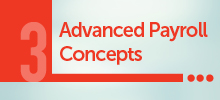 Advanced Payroll Concepts