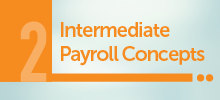 Intermediate Payroll Concepts