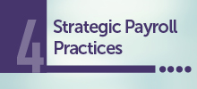Strategic Payroll Practices